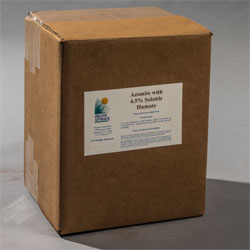 Azomite Micronized Powder, Natural Volcanic Rock Minerals with 4.5% Soluble Humate