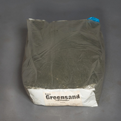 Greensand, 100% Natural New Jersey Glouconite with Soluble Humate and Soluble Seaweed
